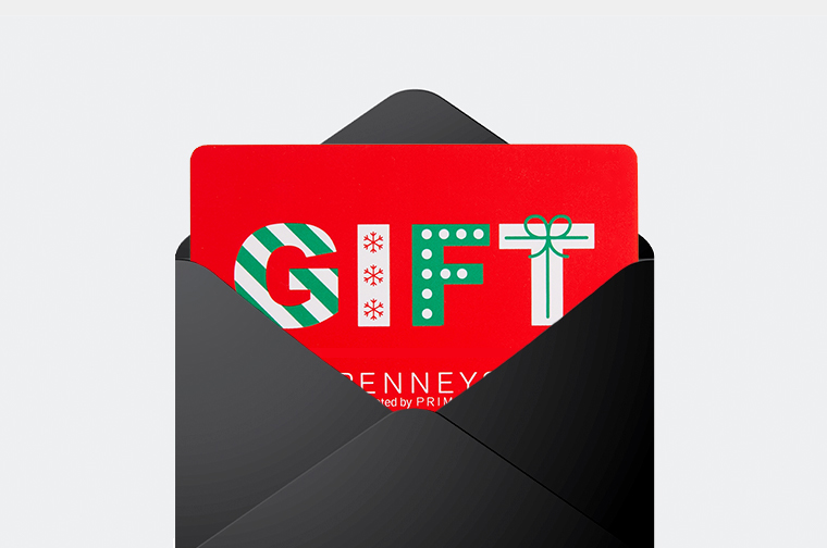 Gift Card by Post